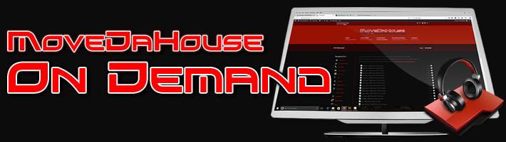 on demand music